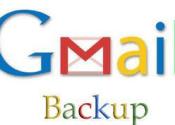 Backup de Gmail tutorial