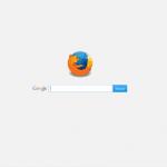 Firefox y Google