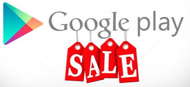 Google Play ofertas de aplicaciones