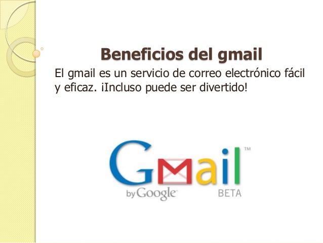 beneficios-del-gmail